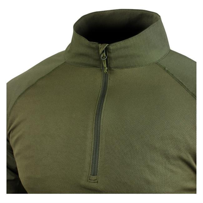 Condor Combat Long Sleeve Shirt Olive Drab-Clothing and Apparel-Tactical Gear Australia