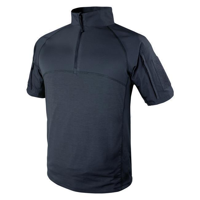 Condor Combat Short Sleeve Shirt Navy Blue-Clothing and Apparel-Tactical Gear Australia