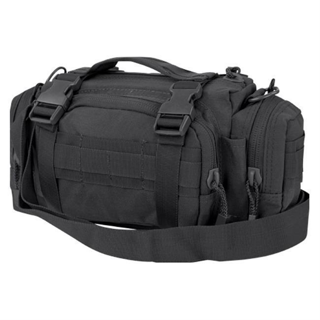 Condor Deployment Bag Black-Bags, Backpacks and Protective Cases-Tactical Gear Australia
