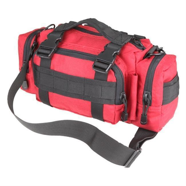 Condor Deployment Bag Red-Bags, Backpacks and Protective Cases-Tactical Gear Australia