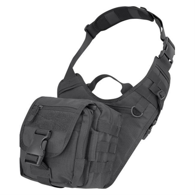 Condor EDC Bag Black-Bags, Backpacks and Protective Cases-Tactical Gear Australia