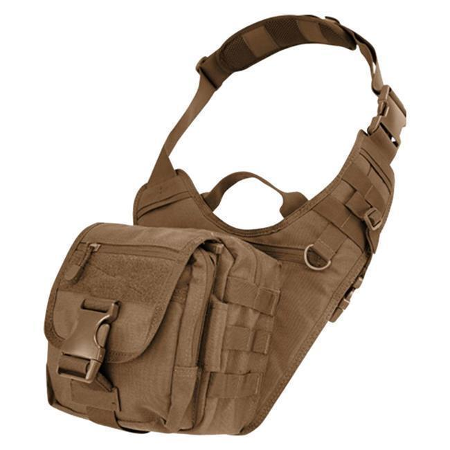 Condor EDC Bag Coyote Brown-Bags, Backpacks and Protective Cases-Tactical Gear Australia