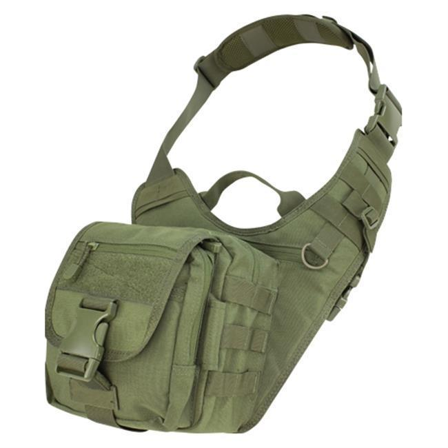Condor EDC Bag OD Green-Bags, Backpacks and Protective Cases-Tactical Gear Australia