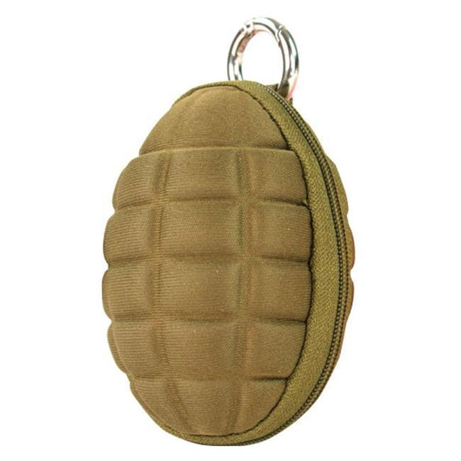 Condor Grenade Keychain Pouch-EDC Everyday Carry-Tactical Gear Australia