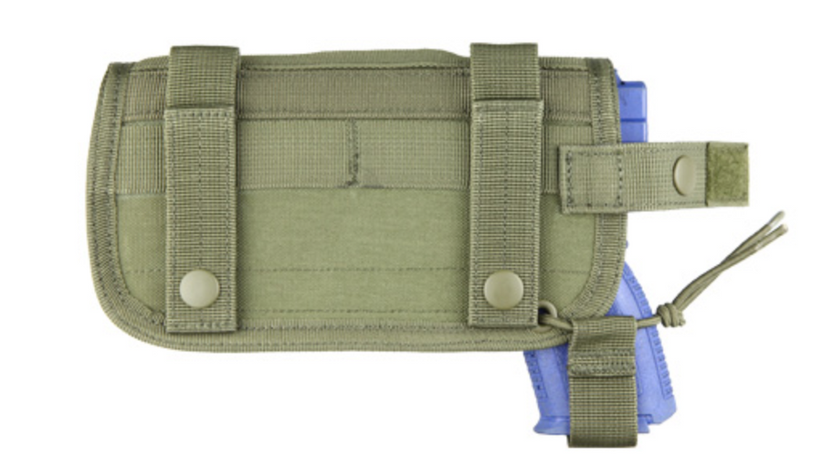 Condor HT Holster OD Green-Holsters-Tactical Gear Australia