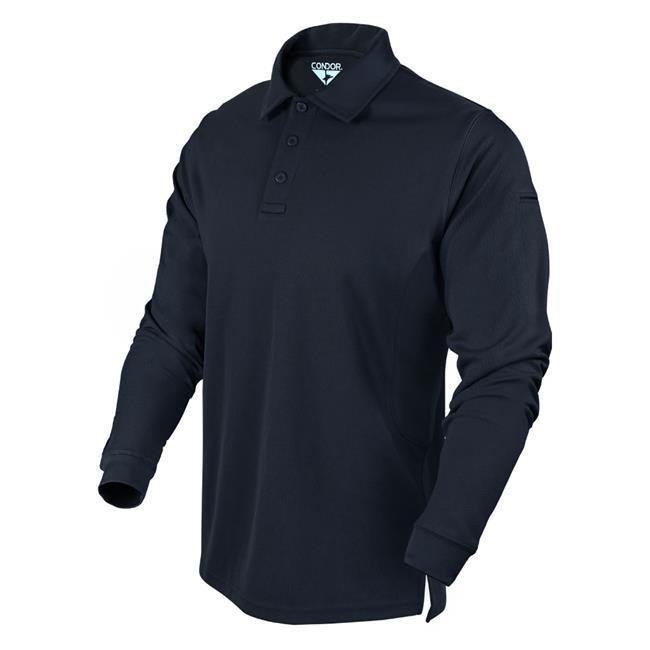 Condor Performance Long Sleeve Tactical Polo-Clothing and Apparel-Tactical Gear Australia