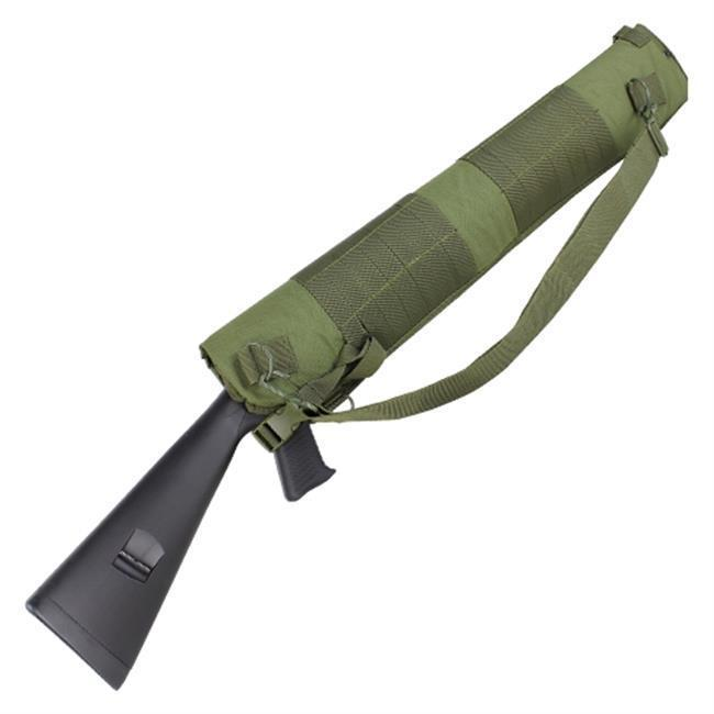 Condor Shotgun Scabbard-Bags, Backpacks and Protective Cases-Tactical Gear Australia