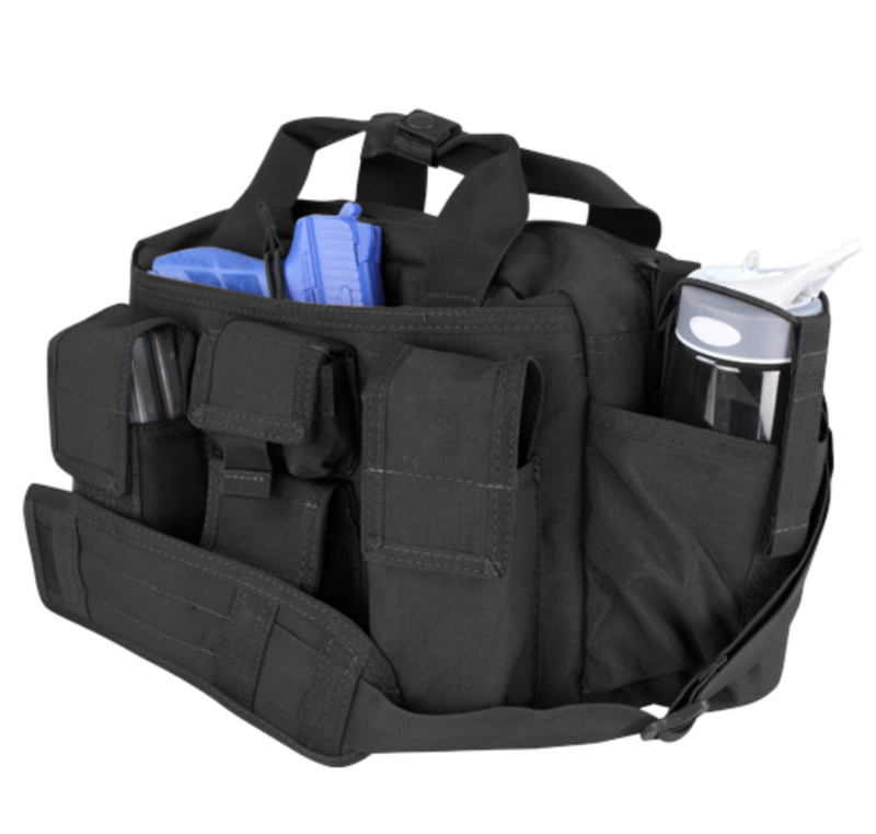 Condor Tactical Response Bag Black-Bags, Backpacks and Protective Cases-Tactical Gear Australia