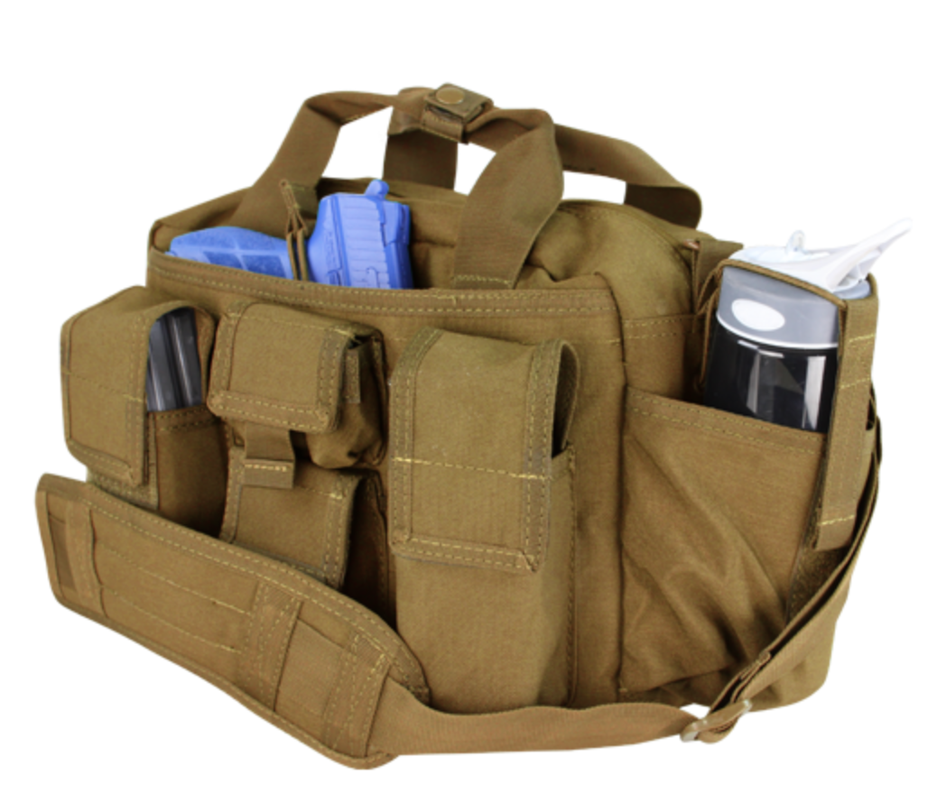 Condor Tactical Response Bag Coyote Brown-Bags, Backpacks and Protective Cases-Tactical Gear Australia