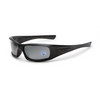 ESS 5B Sunglasses Black Frame Polarized Mirrored Gray Lenses-Eyewear-Tactical Gear Australia