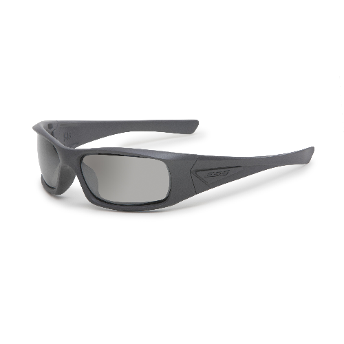 ESS 5B Sunglasses Gray Frame Mirrored Gray Lenses-Eyewear-Tactical Gear Australia
