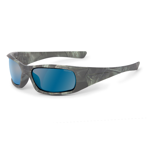 ESS 5B Sunglasses Reaper Woods Frame Mirrored Blue Polarized Lenses-Eyewear-Tactical Gear Australia