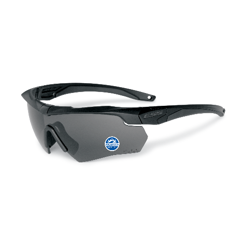 ESS Crossbow Eyewear Black Frame-Eyewear-Tactical Gear Australia