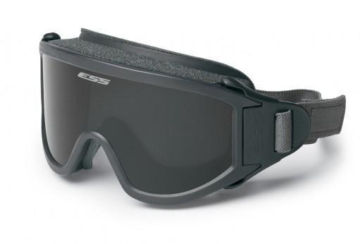 ESS Eye Safety Systems Flight Deck Goggles Gray 2 Lens Kit-Eyewear-Tactical Gear Australia