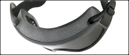 ESS Eye Safety Systems Innerzone 3 Fire Goggle 740-0273-Eyewear-Tactical Gear Australia