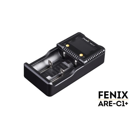 Fenix ARE-C1+ Smart Battery Charger for 18650 Batteries Tactical Gear Australia Supplier Distributor Dealer