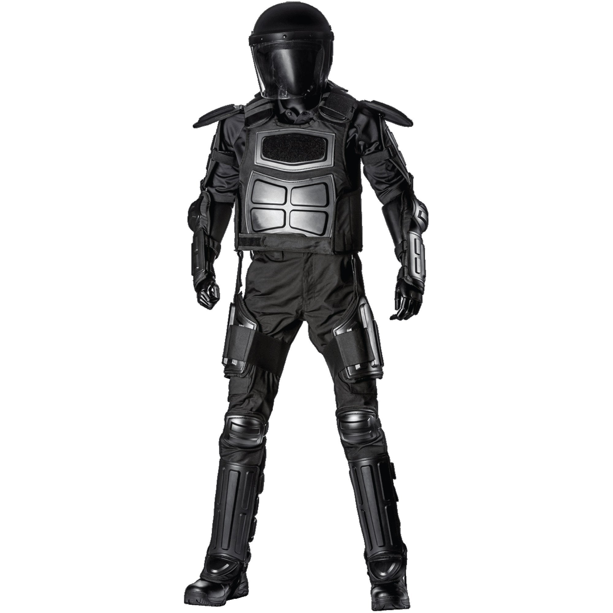 Haven Gear Enforcer Riot Suit Black Tactical Gear Australia Supplier Distributor Dealer