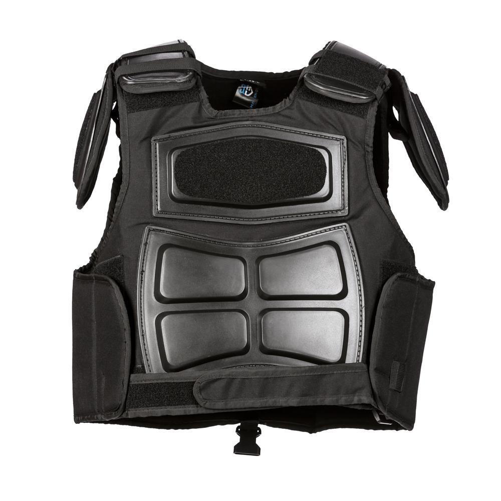 Haven Gear Enforcer Riot Vest Black Tactical Gear Australia Supplier Distributor Dealer