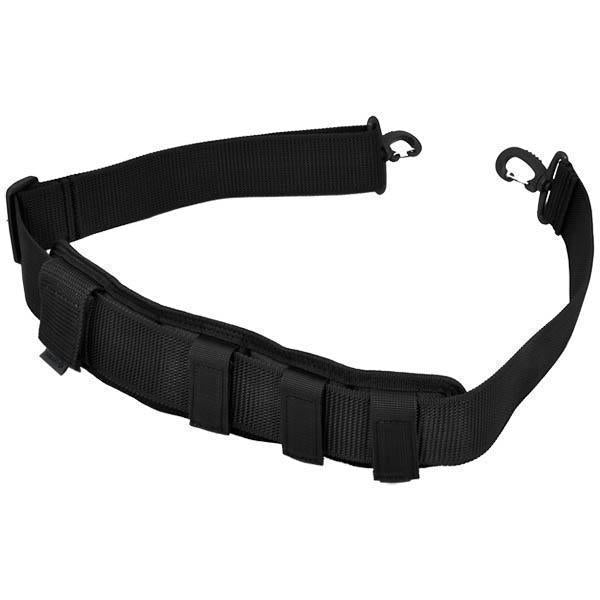 Hazard 4 2in Shoulder Strap with Removable Pad Black-Bags, Backpacks and Protective Cases-Tactical Gear Australia