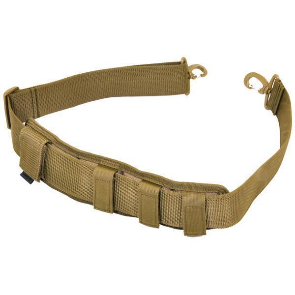 Hazard 4 2in Shoulder Strap with Removable Pad Coyote-Bags, Backpacks and Protective Cases-Tactical Gear Australia