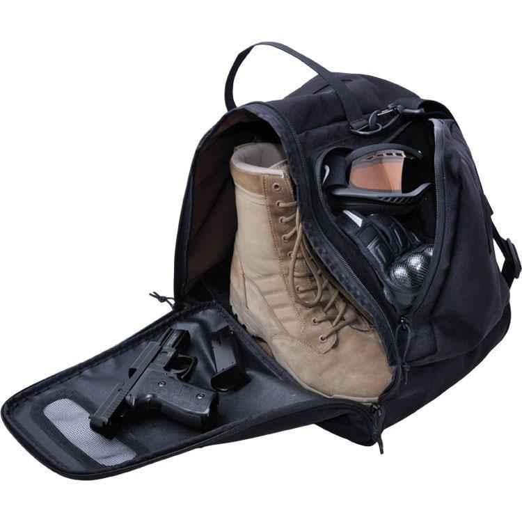 Hazard 4 Boot Bunker Boot Isolation Bag Black-Bags, Backpacks and Protective Cases-Tactical Gear Australia