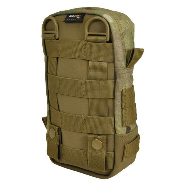 Hazard 4 Broadside MOLLE 9x5 Inch Utility Pouch Scorpion-Bags, Backpacks and Protective Cases-Tactical Gear Australia