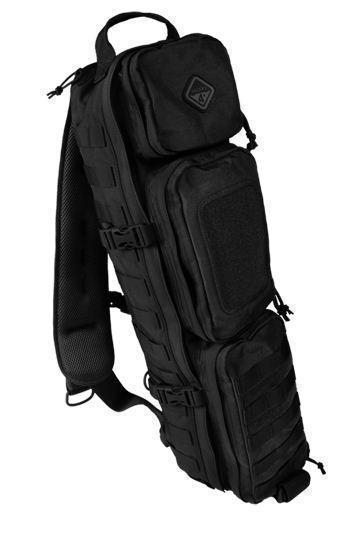 Hazard 4 Evac TakeDown Carbine Sling Pack Black-Bags, Backpacks and Protective Cases-Tactical Gear Australia