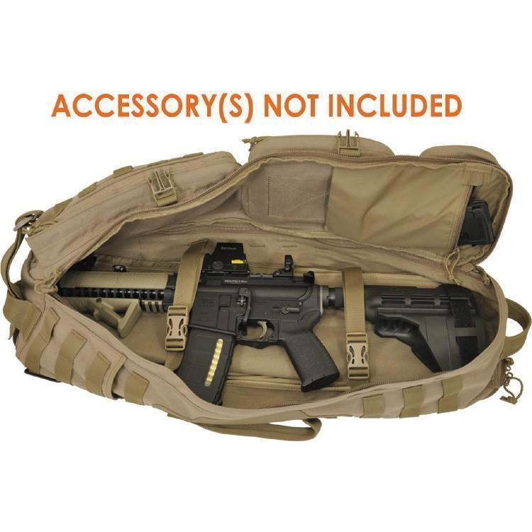 Hazard 4 Evac TakeDown Carbine Sling Pack Coyote-Bags, Backpacks and Protective Cases-Tactical Gear Australia