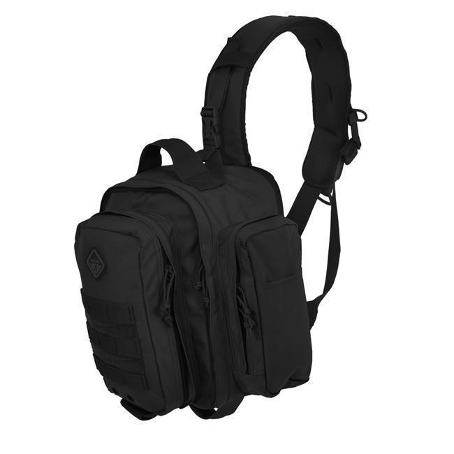 Hazard 4 Evac Watson Sling Pack Black-Bags, Backpacks and Protective Cases-Tactical Gear Australia