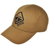 Hazard 4 H4 Tactical Logo Ball-Cap Coyote-Clothing and Apparel-Tactical Gear Australia