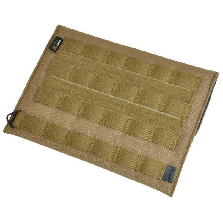 Hazard 4 Launch-Pad Ipad® Mil Spec Sleeve Coyote-Bags, Backpacks and Protective Cases-Tactical Gear Australia
