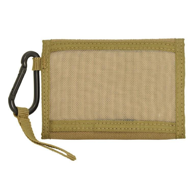 Hazard 4 Mil-Wafer slim tri-fold wallet Coyote-EDC Everyday Carry-Tactical Gear Australia