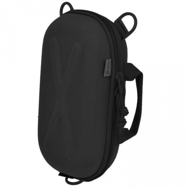 Hazard 4 Nutcase Padded Hard Case Black-Bags, Backpacks and Protective Cases-Tactical Gear Australia