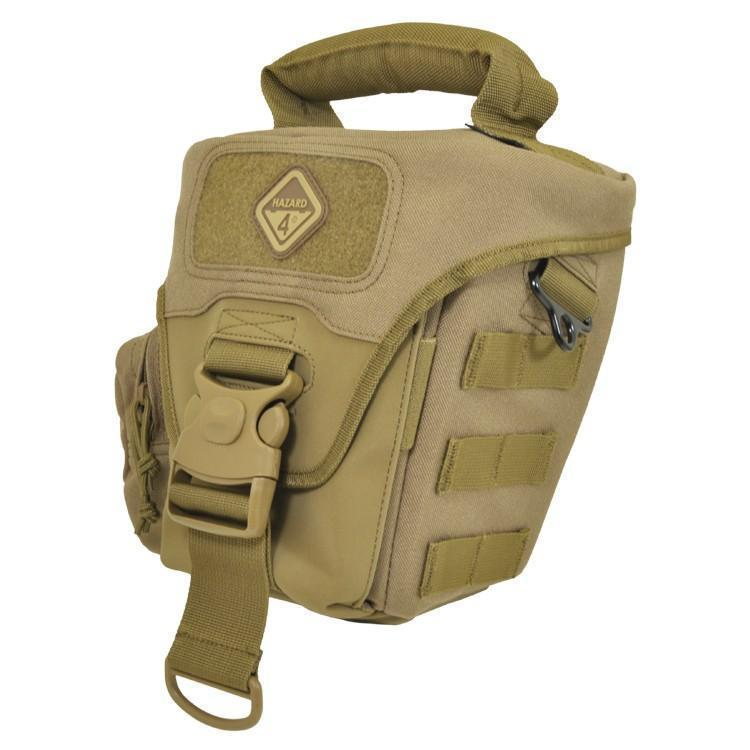 Hazard 4 Objective Small Coyote SLR Camera Case Coyote-Bags, Backpacks and Protective Cases-Tactical Gear Australia