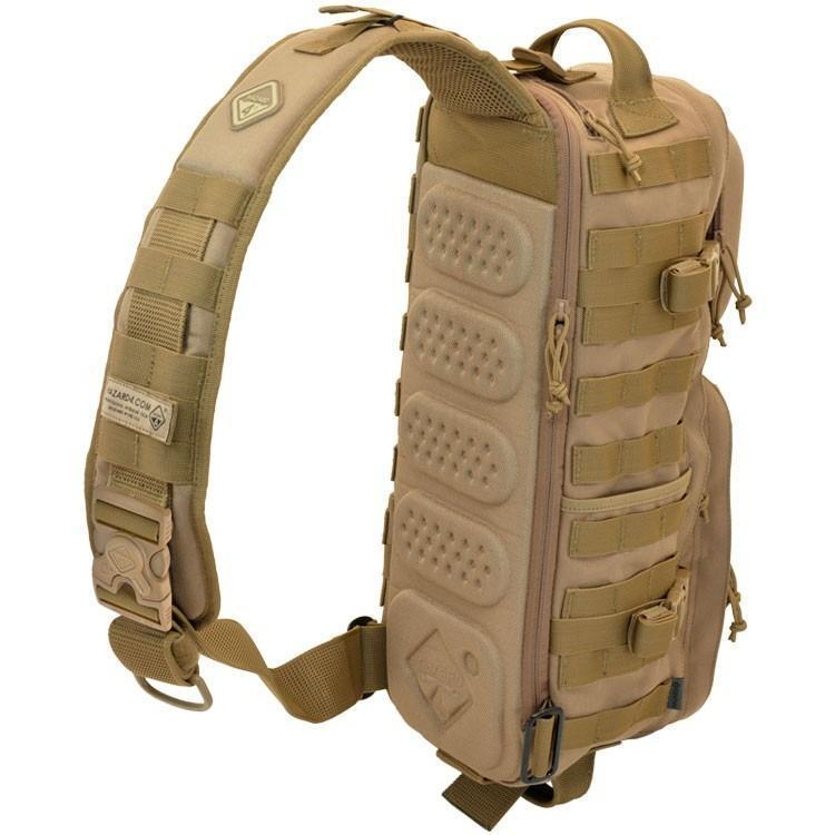 Hazard 4 Plan-B 17 Go Bag Thermo Cap Sling Coyote-Bags, Backpacks and Protective Cases-Tactical Gear Australia