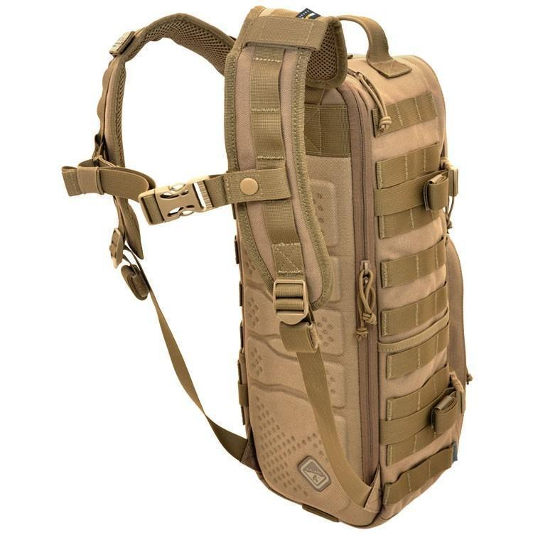 Hazard 4 Plan-C Dual Strap Slim Daypack Coyote-Bags, Backpacks and Protective Cases-Tactical Gear Australia