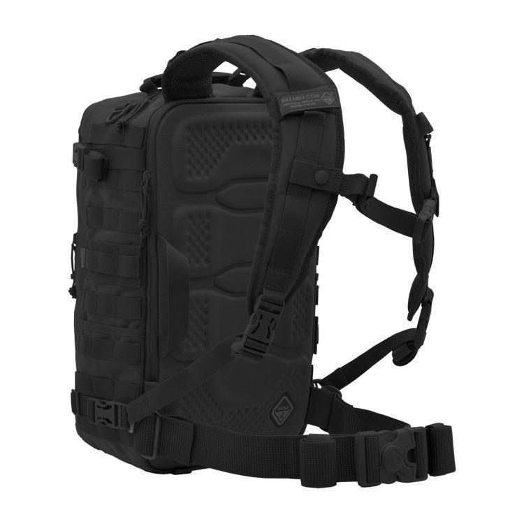Hazard 4 Second Front Rotatable Backpack Black-Bags, Backpacks and Protective Cases-Tactical Gear Australia