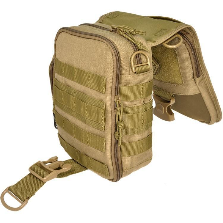 Hazard 4 Tonto Concealed Carry Mini-Messenger Coyote-Bags, Backpacks and Protective Cases-Tactical Gear Australia