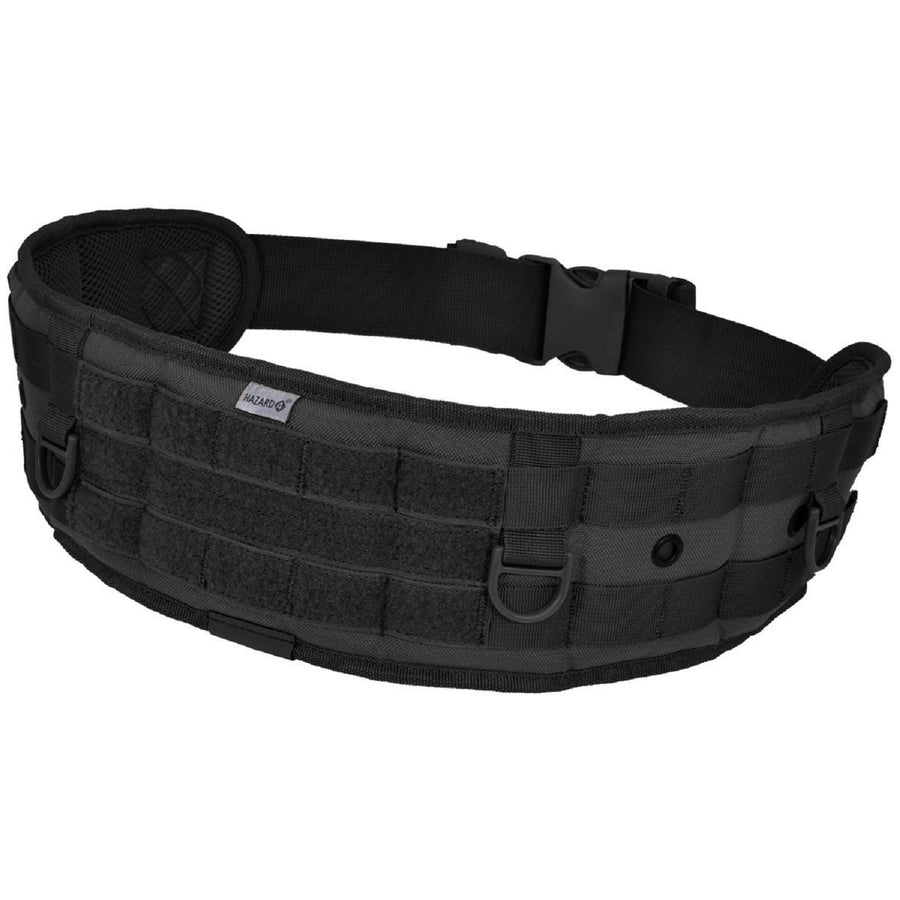 Hazard 4 Waistland Black MOLLE Load Belt-Clothing and Apparel-Tactical Gear Australia