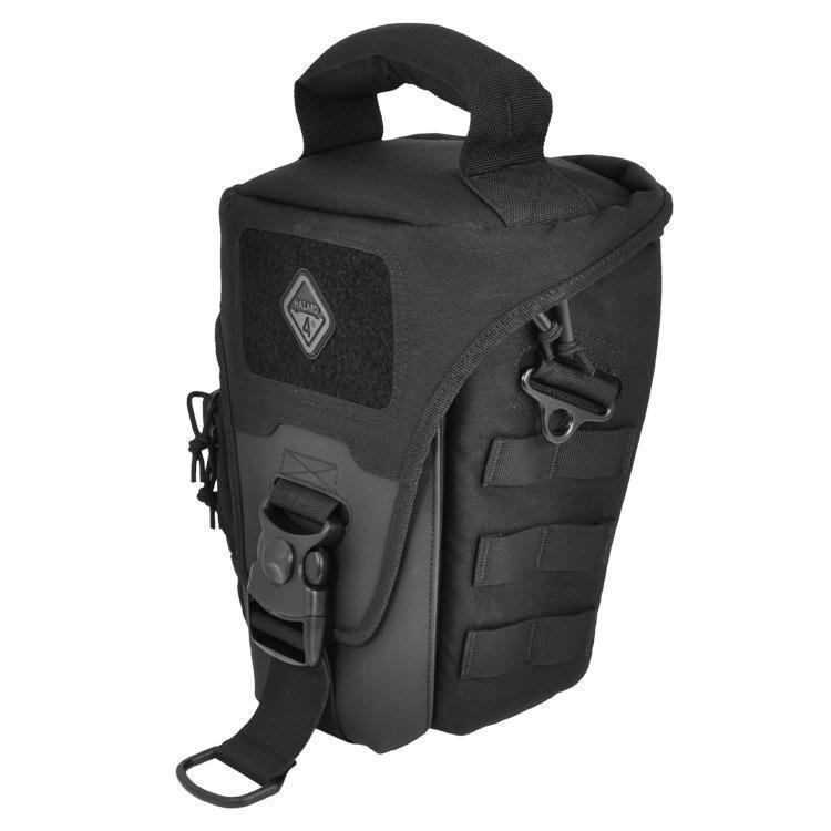Hazard 4 Wedge SLR Camera Bag Black-Bags, Backpacks and Protective Cases-Tactical Gear Australia