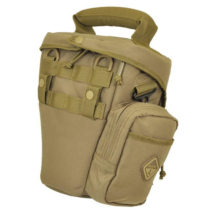 Hazard 4 Wedge SLR Camera Bag Coyote-Bags, Backpacks and Protective Cases-Tactical Gear Australia