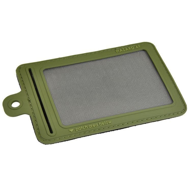 Hazard 4® Small 12x8cm ID Patch OD Green-Patch-Tactical Gear Australia