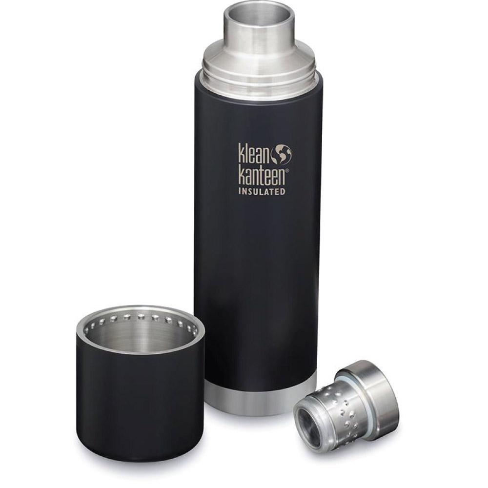 Klean Kanteen 32oz (1 Litre) Insulated TKPro Thermal Kanteen Shale Black Tactical Gear Australia Supplier Distributor Dealer