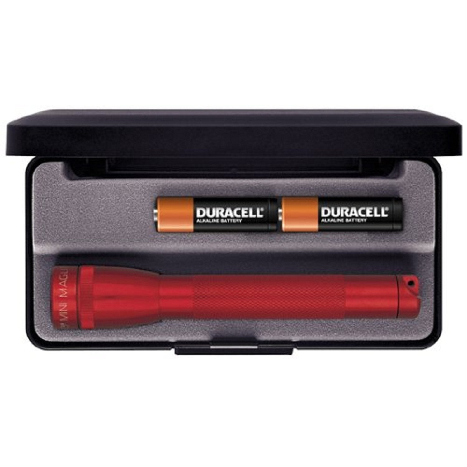 Maglite 2 Cell AA Mini Maglite Flashlight Red Tactical Gear Australia Supplier Distributor Dealer