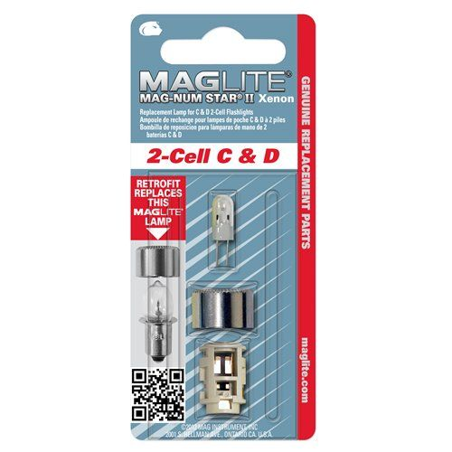 Maglite MagNum Star II Xenon Lamp Replacement Bulb Tactical Gear Australia Supplier Distributor Dealer