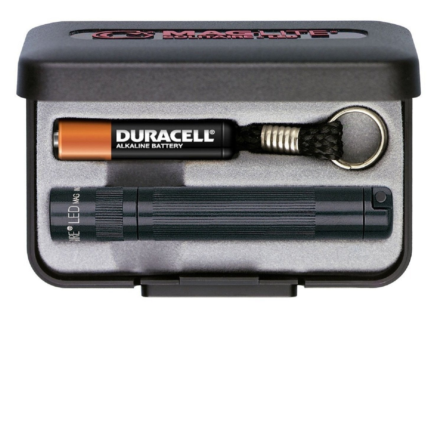 MagLite Solitaire LED AAA Flashlight Presentation Box, Black Tactical Gear Australia Supplier Distributor Dealer