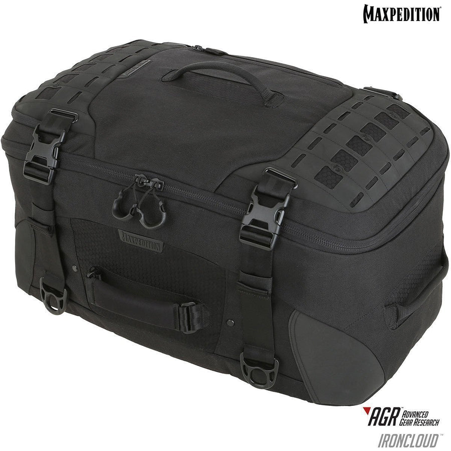 Maxpedition Ironcloud Adventure Travel Bag 48L-Convertible Backpack-Tactical Gear Australia