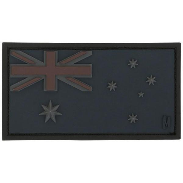 Maxpedition Morale Patch Australian Flag Patch Subdued-Morale Patches-Tactical Gear Australia