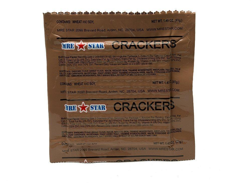MRE Star Military Crackers Tactical Gear Australia Supplier Distributor Dealer