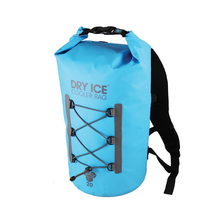 Overboard Dry Ice 20 Litre Premium Cooler Backpack-Bags, Backpacks and Protective Cases-Tactical Gear Australia